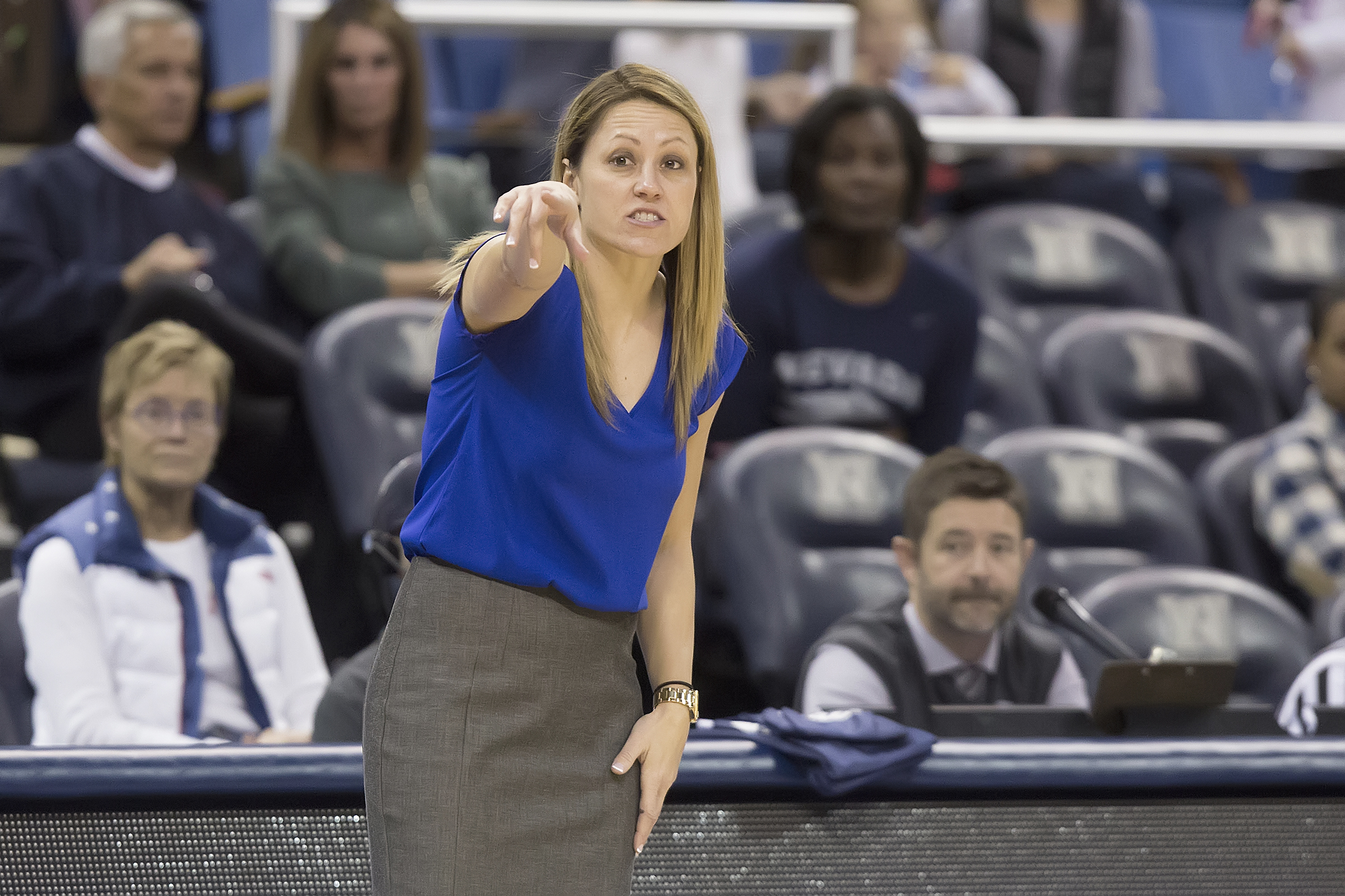 Levens signs new five-year contract - University of Nevada Athletics