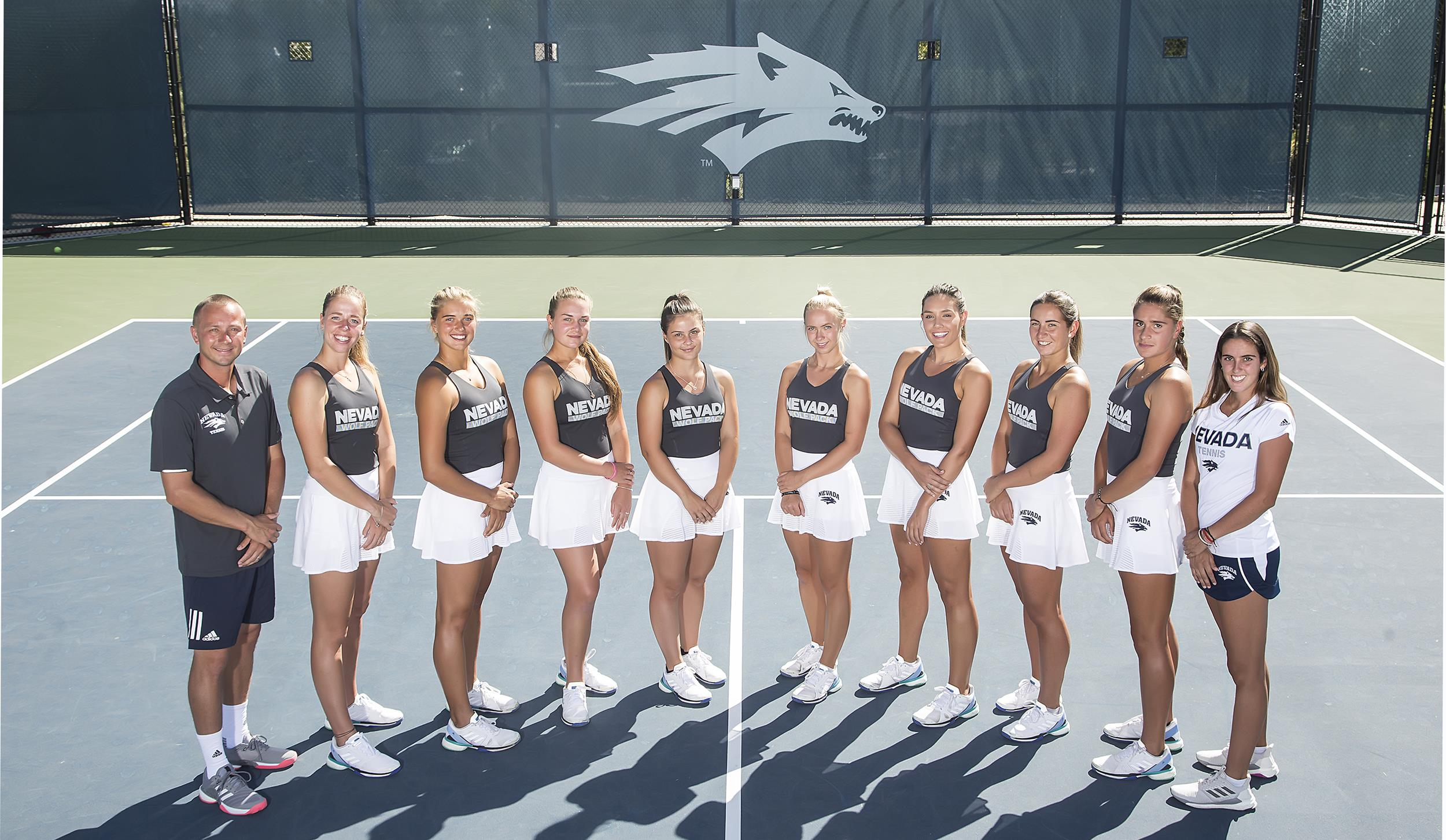 Weather forces weekend women's tennis matches to be postponed
